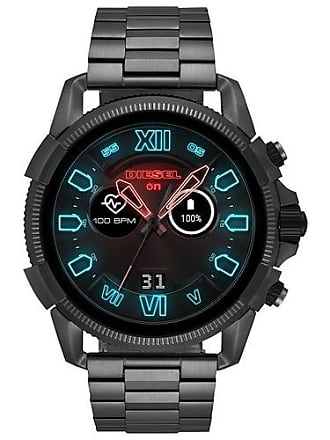 Diesel Mens Diesel ON Full Guard 2.5 Touchscreen Smartwatch