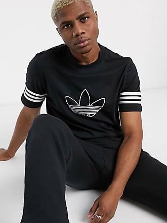 maglie adidas nere