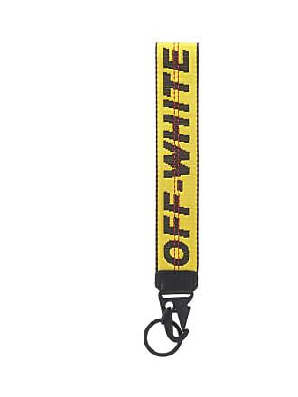 Off-white Logo keychain