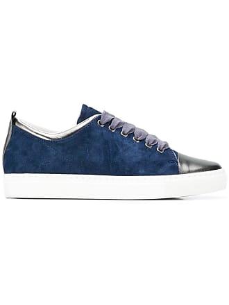 Lanvin toe cap sneakers - Blue