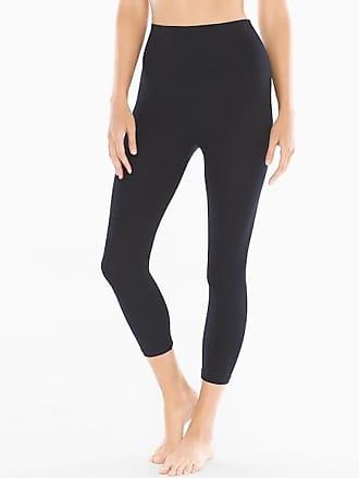Soma Slimming Crop Leggings Black, Size XXL