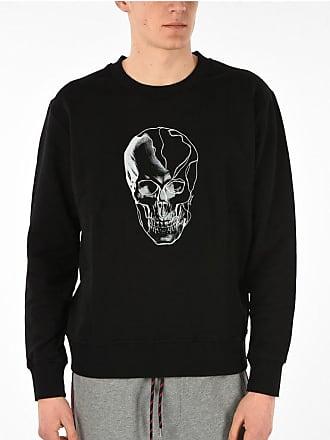 Just Cavalli Skull Printed Sweatshirt size Xxl