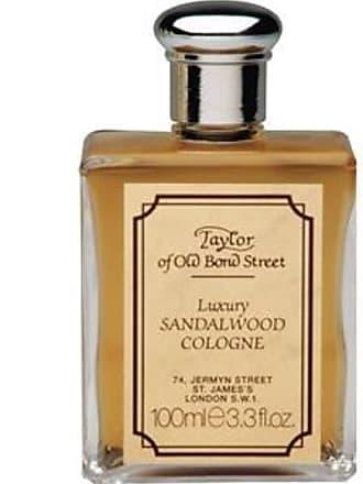Taylor of Old Bond Street Sandalwood series Luxury Sandalwood Eau de Cologne Splash Bottle 100 ml
