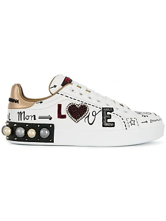 47c71c7945 Sapatos em Branco para Feminino por Dolce & Gabbana® | Stylight