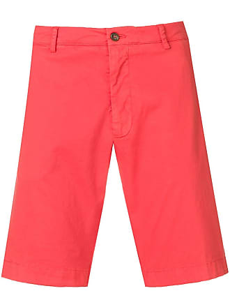 Berwich classic bermuda shorts - Vermelho