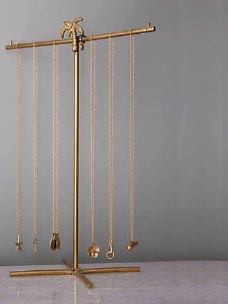 À la Schmuckständer Palmtree - brass | gold | 22 x 32 cm - Gold/Gold