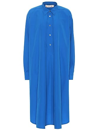 Marni Cotton shirt dress