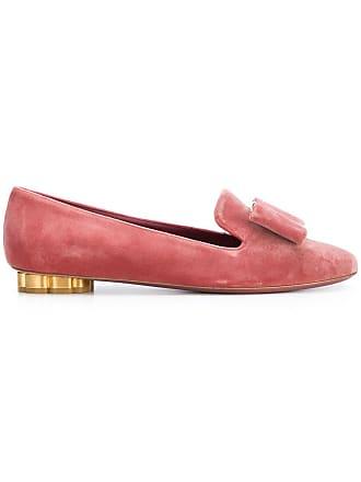 bd03e00d5c1 Salvatore Ferragamo Vara ballerina shoes - Pink
