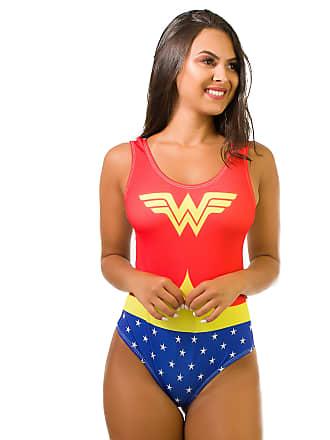 Kaisan Body Kaisan Sublimado Cavado nas Costas Wonder Woman