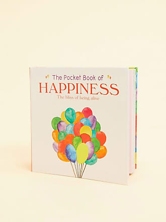 Allsorted The Pocket Book of Happiness-Multi