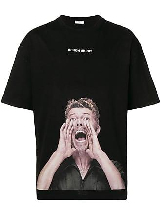 Ih Nom Uh Nit Camiseta com estampa do David Bowie - Preto