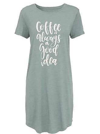 755ebfe22b90c5 Oversized T-Shirt mit Reversed-Logo am Ausschnitt. Versand  kostenlos. HEMA  Damen-Nachthemd