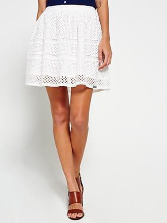 Kurze Röcke in Weiß  426 Produkte bis zu −80%   Stylight 32b0b02f79