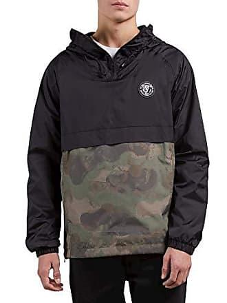 Volcom Mens Fezzes Lightweight Workwear Jacket, Camouflage, Extra Extra Large