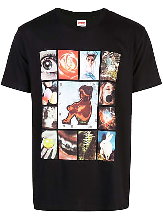 SUPREME Collage T-shirt - Black