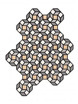 GAN Rugs Teppich Rhomb