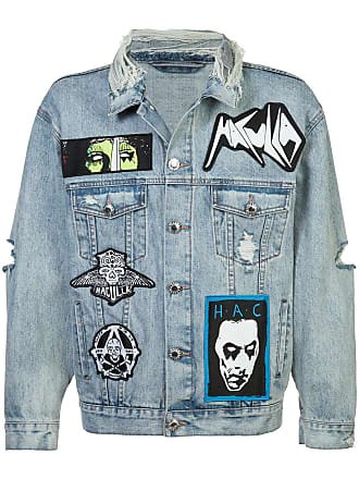 Haculla Mad Max denim jacket - Blue