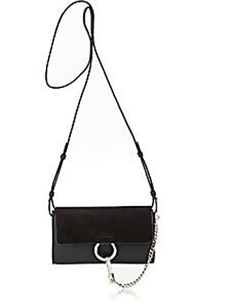 Chloé Womens Faye Mini Bag - 001Black 5647ce8e29