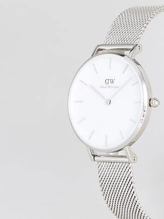 Daniel Wellington DW00100164 mesh watch in silver - Silver