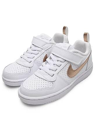 Nike Tênis Nike Menina Court Borough Low Ep (Psv) Branco