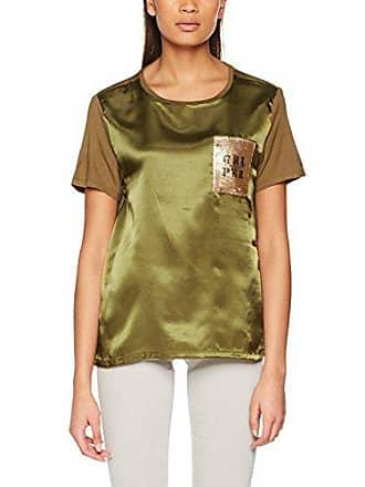 c400cbd8884294 Only Damen T-Shirt onlSALLY S S TOP JRS Grün (Military Olive)