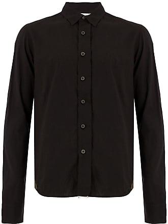 Ziggy Chen classic shirt - Black