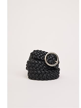 Dynamite Braided Belt Black