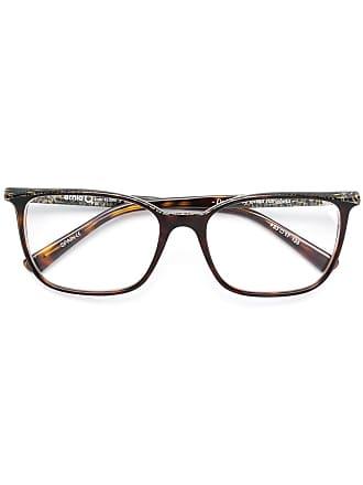 Etnia Barcelona Armação de óculos retangular Derby - Preto
