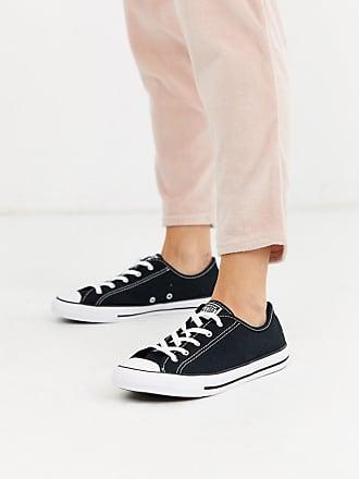 scarpe converse donna platform di tela