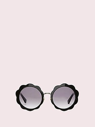 Kate Spade New York Karrie Sunglasses, Black