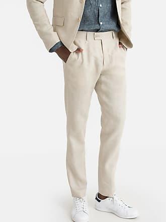 voor mannen: shop linnen broeken van 13 merken | stylight