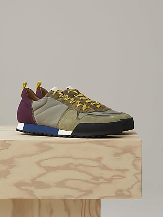 Closed Fabric Mix Sneakers cement