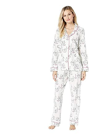 Bedhead Pajamas Long Sleeve Classic Notch Collar Pajama Set (Love Potion)  Womens Pajama Sets 2fe113398