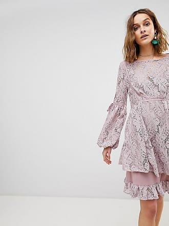 e0c558d3a238 Rosa Långärmade Klänningar: 44 Produkter & upp till −71% | Stylight