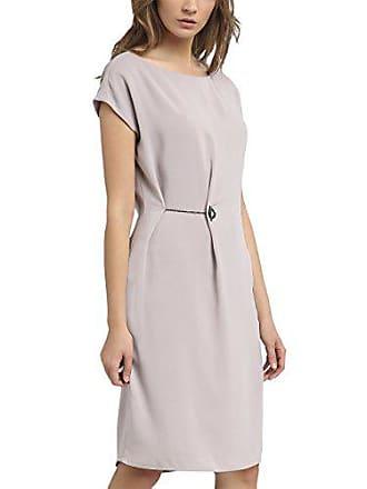 69ebbb6da9c818 Apart Fashion Damen Kleid 33125 Grau (Taupe) 40
