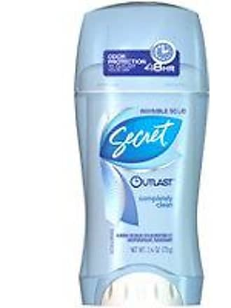 Secret Outlast Completely Clean Invisible Solid Deodorant