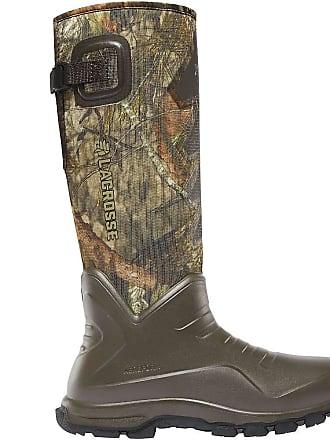 0f72a10598017 LaCrosse Mens Aerohead Sport 16IN 3.5mm Neoprene Boot - 12 - Mossy Oak Break -
