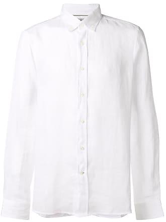 Brunello Cucinelli Camisa lisa - Branco