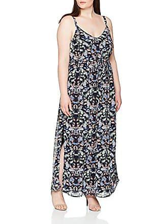 d3e0f3d91dc32b Junarose dames jurk Jrbonita Sl Maxi Dress-K - 46