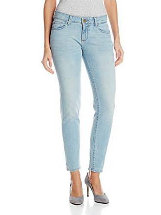 DL1961 Womens Azalea Relaxed Skinny Jean in Hybrid, Argo, 31