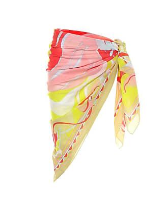 Emilio Pucci Printed cotton sarong