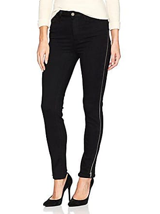 0106b58177ae Paige Paige Womens Margot Ankle Jean, Black Shadow with Twisted Seam Zips 32