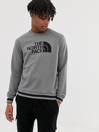 The North Face High Trail sweatshirt in gray - Gray