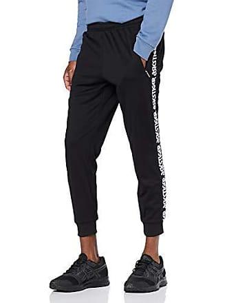 5bcf233bdf Asics Light Jersey Pants Pantaloni Sportivi, Uomo, Nero (Performance Black  001),