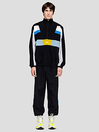 Msgm colorblock nylon jacket