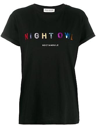 être cécile Night Owl T-shirt - Black