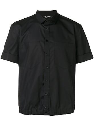 Neil Barrett Camisa mangas curtas - Preto