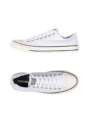 1eac2716382 Converse CTAS OX DENIM FRAYED WASHED - FOOTWEAR - Low-tops & sneakers