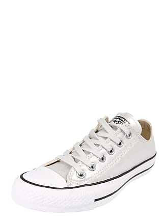 35594f4c892 Converse Sneakers laag Chuck Taylor All Star Ox zilver / wit