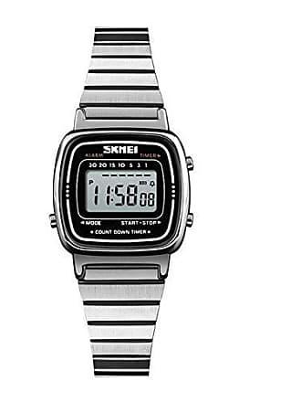 c25d59f9626 SKMEI Relógio Feminino Skmei Digital 1252 Prata